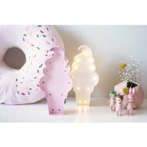 Ladlys Ice Cream - Hvit