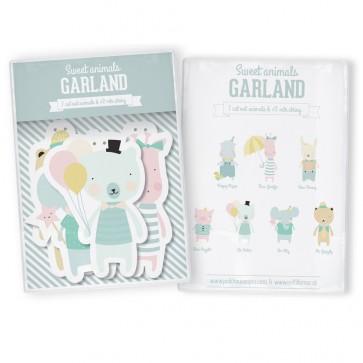 """Girlander - """"Sweet Garland"""""""