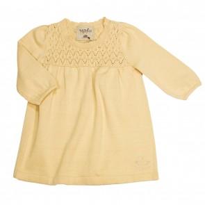 Memini Mailinn Dress - Pale Yellow
