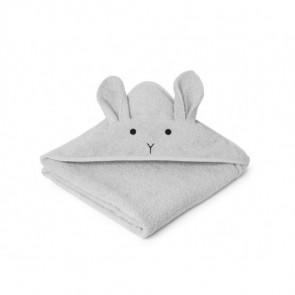 Liewood Håndkle - Rabbit Grå