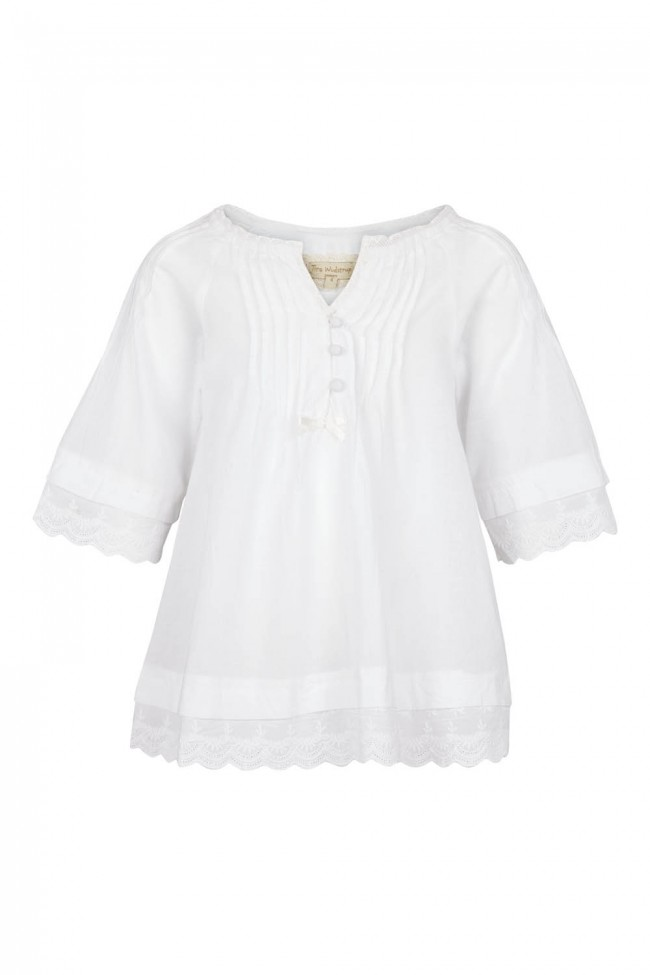 Bluse / Tunika til jente