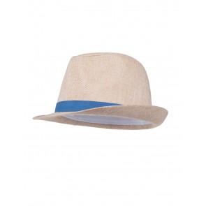 Hatt - Natur med Blått Bånd