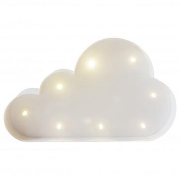 Cloud Ledlys - Hvit