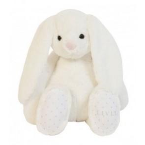 Livly Baby Bunny -  Kosekanin Hvit (M)