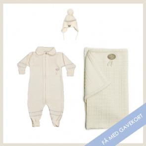 Nyfødt Pakken - Off White