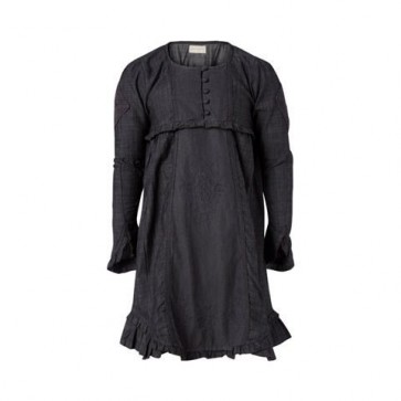 Kjole - Mørk Grå