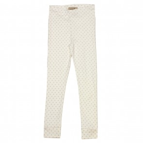 Memini Leggings - Basic Egret White