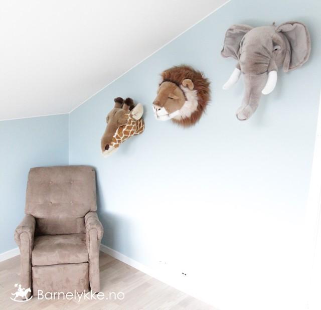 Dyrehode, elefant til barnerom