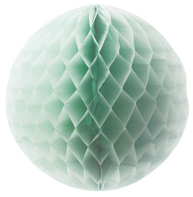Honeycomb, rosa. Lekker papirpynt til barnerom og selskap.