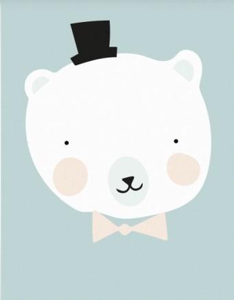 """Plakat - """"Mister Polar"""" A3"""