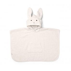 Liewood Pocho Håndkle/Badekåpe - Rabbit Rosa