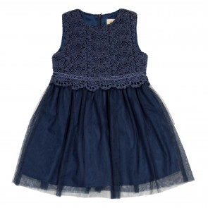 Memini Mina Dress - Navy