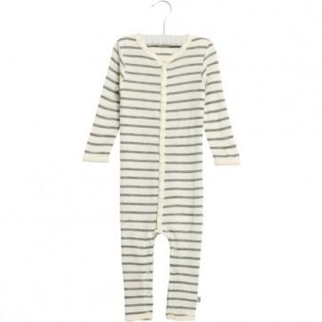 Wheat Ull Jumpsuit - Stripet Creme