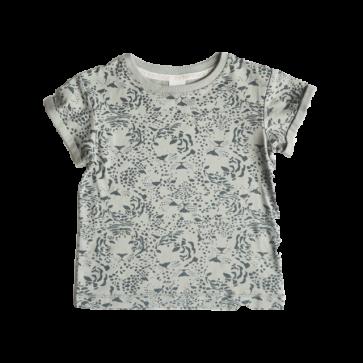 Vidar t-skjorte - Print Grønn