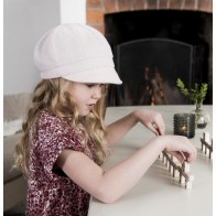 Cth Mini Hatt Regina - Dus Rosa