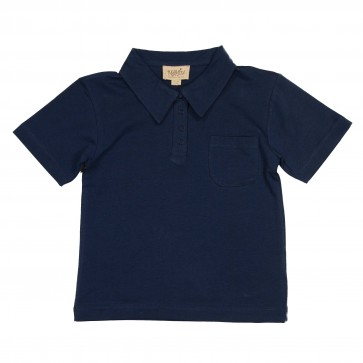 Memini Adam Polo Shirt - Navy