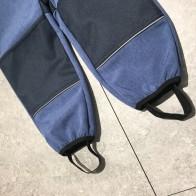 Softshelldress - Blå