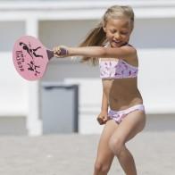 Bikini - Rosa Delfiner