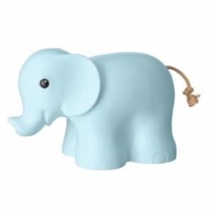 Elefantlampe - Blå