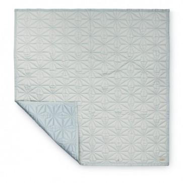 Quilt teppe - Mint