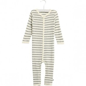 Wheat Ull Jumpsuit - Stripet Creme