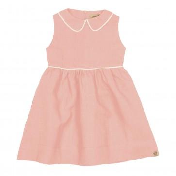 Memini Evelyn Dress - Dusty Peach