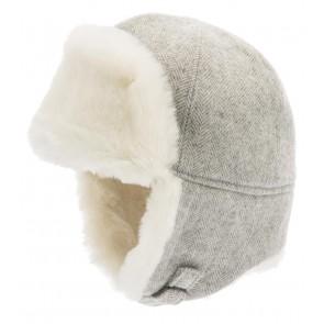 Cth Mini Vinterlue Alaska - Grå