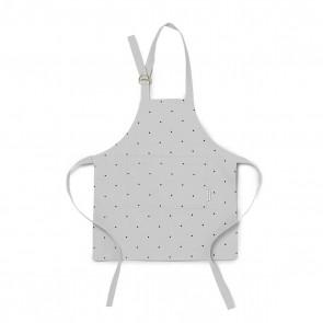Liewood Kjøkkenforkle med stekevott x 2- Grey Rabbit