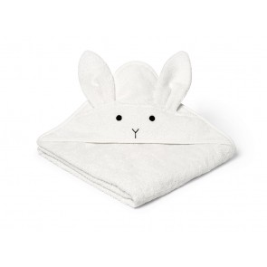 Liewood Håndkle - Rabbit Creme