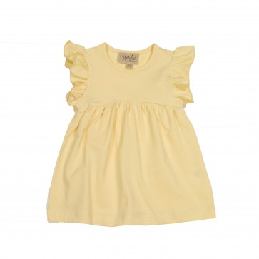 Memini Turid Dress - Pale Yellow
