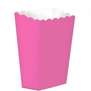 Popcorn Box - Skarp Rosa