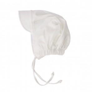 Memini Jo Baby Hat - Egret White