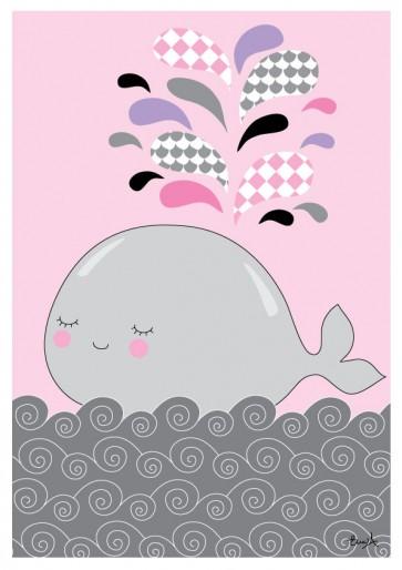 Plakat A4 - Valen Rosa