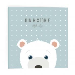 Alfabetdyr - Din Historie Blå