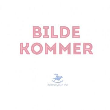 Condor Knestrømper med Pompom - Hvit