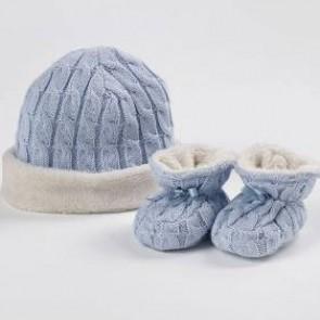 Nyfødtsett - Blå