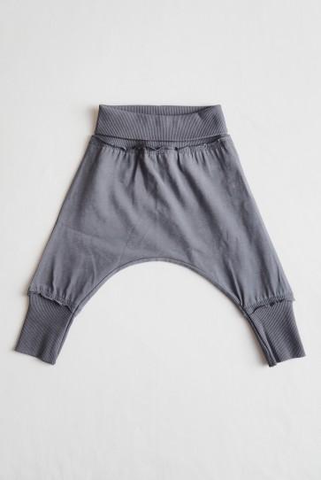 Baggy Bukse - Granitt