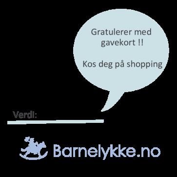 Kjøp Gavekort hos Barnelykke.no
