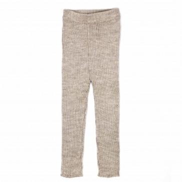 Memini Patent Leggings - Warm Sand
