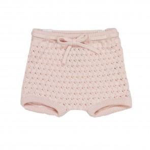 Memini Iben Knit Bloomer - Shell Pink