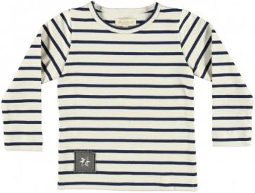 Genser - Blå Stripet