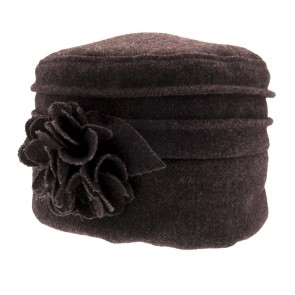 Becca - Burgunder hatt