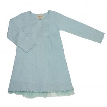 Memini Kjole - Cinderella Fog Mint