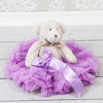 Dukke og Bamseskjørt - Violet