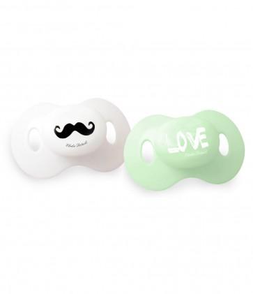 Smokkesett - Mustache Love