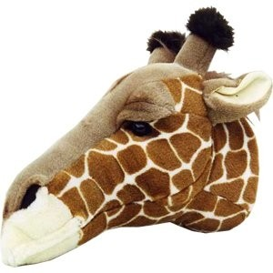 Mini Dyrehode - Giraffe