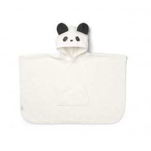Liewood Poncho Håndkle/Badekåpe - Panda