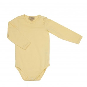 Memini Mini Body - Pale Yellow