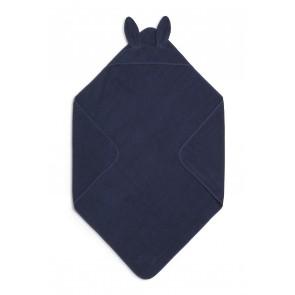 Liewood Håndkle - Rabbit Navy