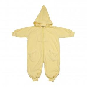 Memini Bunny Overall - Pale Yellow